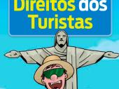 """Cartilha """"Direitos do Turista"""" da PROTESTE"""