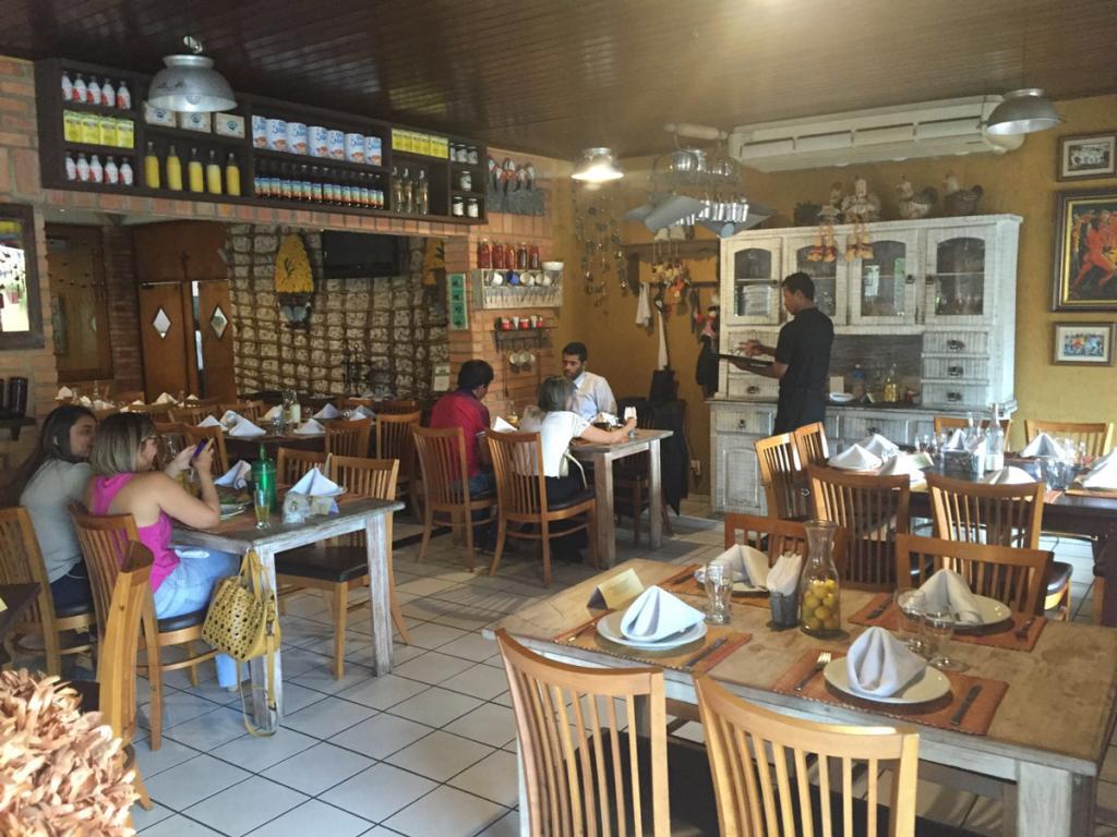 Restaurante Favorito salão