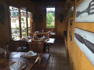 Restaurante Favorito - mesas