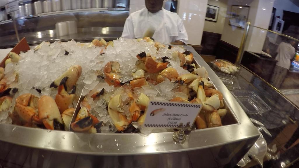 """caranguejo """"Florida Stone Crab"""""""