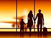 Viajar com menores para fora do país