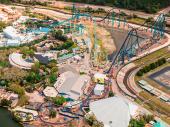 Mako: a nova montanha russa do SeaWorld em Orlando – 2016