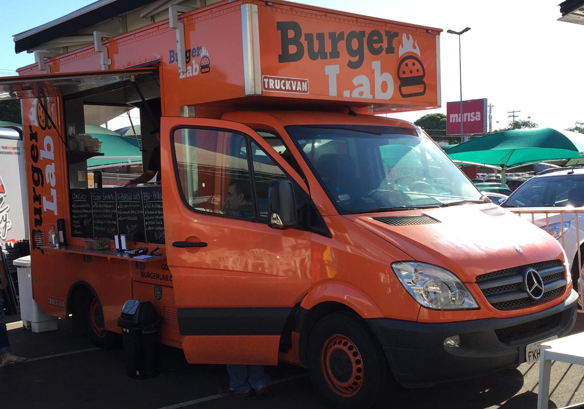 Burger Food Truck Hamburg
