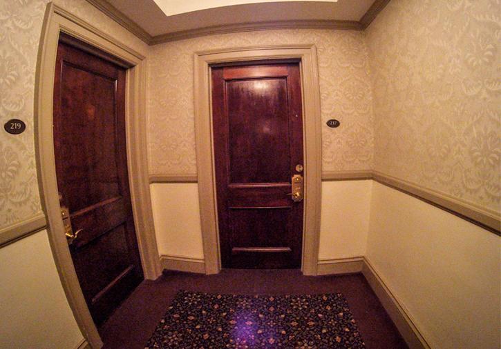Quarto 217 -Stanley Hotel