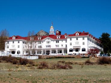 """Viagem e Cinema: Stanley Hotel, cenário do filme """"O Iluminado"""" de Stephen King"""