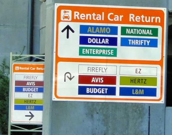Car Return MCO